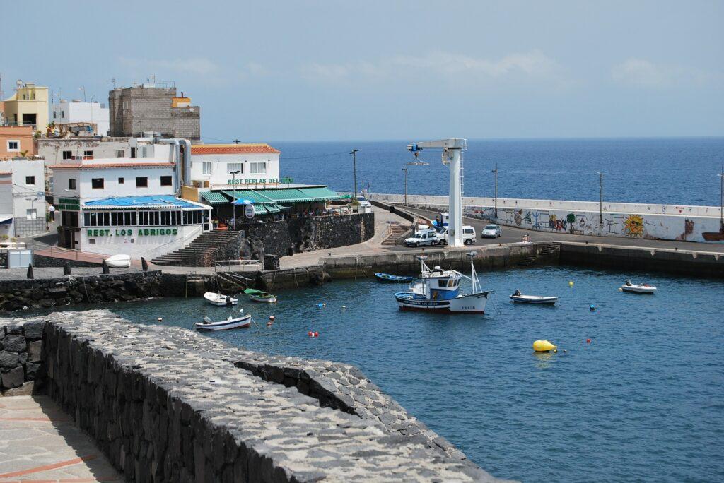 Los Abrigos a Tenerife
