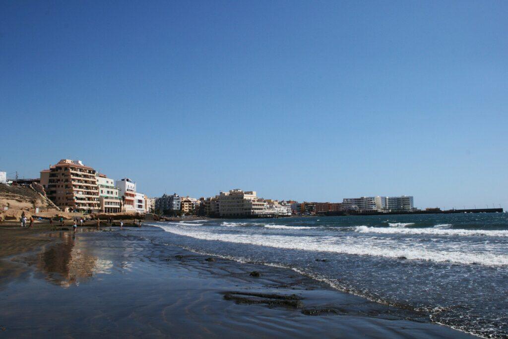 El Médano al sud di Tenerife