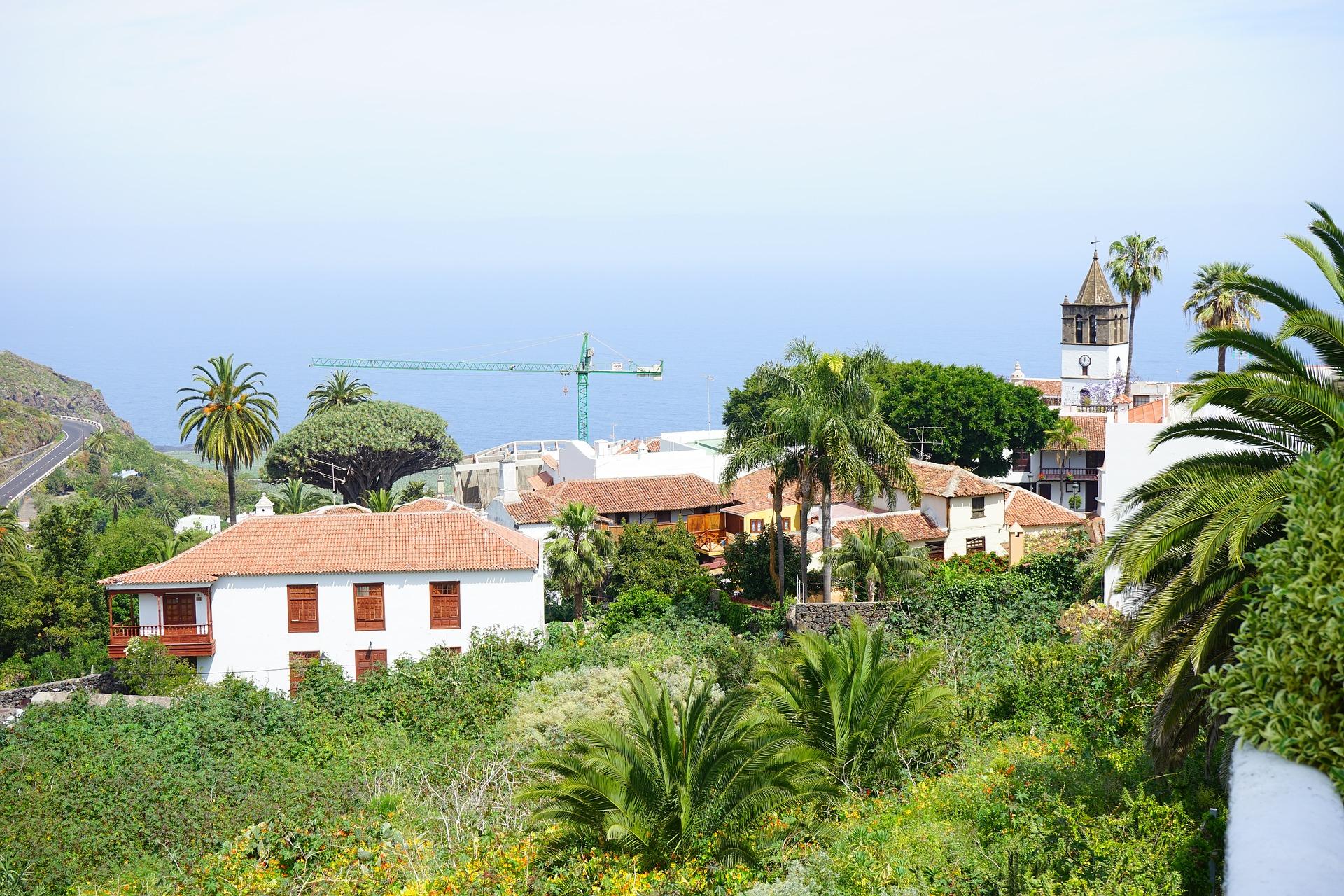 Icod de los Vinos a Tenerife