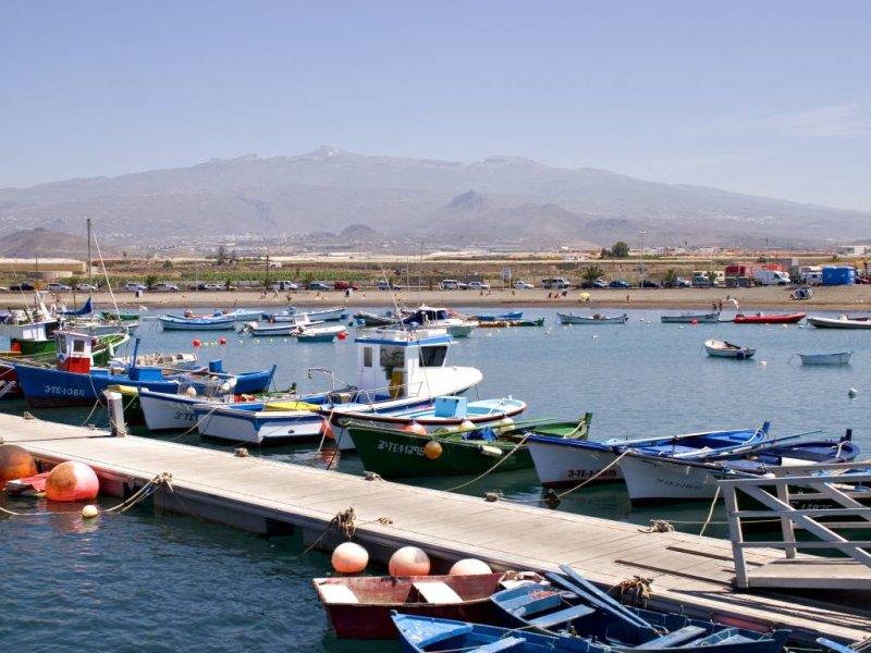 Las Galletas a Tenerife