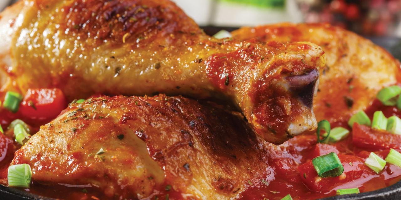 Pollo al pomodoro