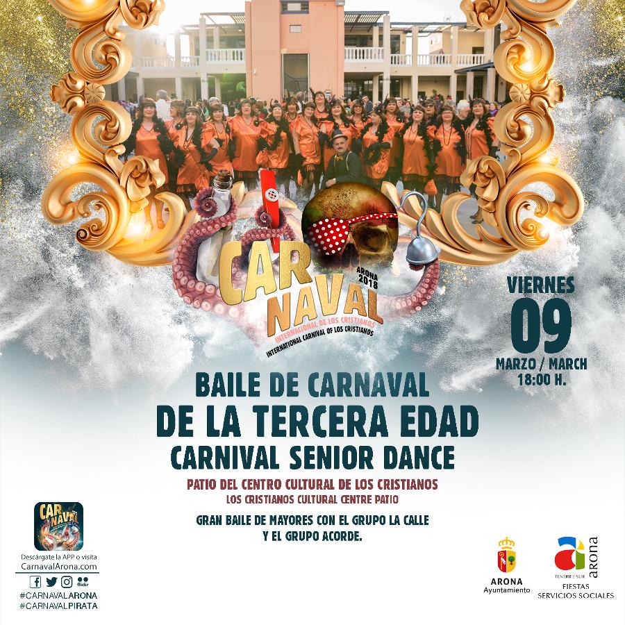Danza del Carnevale del carnevale internazionale della terza età ...