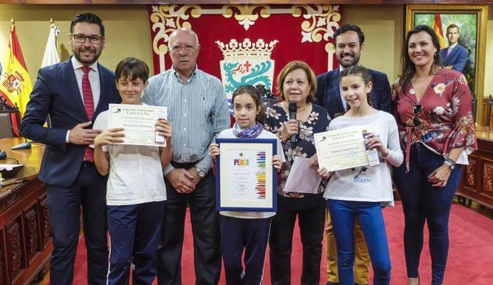 Puerto de la Cruz presenta il premio ai vincitori di ...