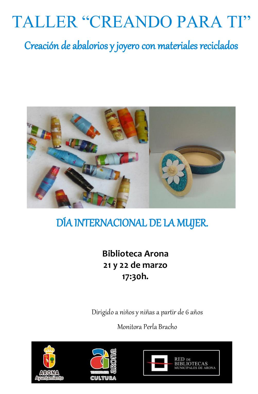 Workshop: creare per te. Creazione di perline e gioielli in m ...