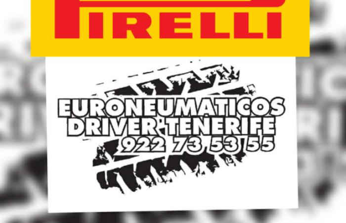 EURONEUMATICOS DRIVER TENERIFE