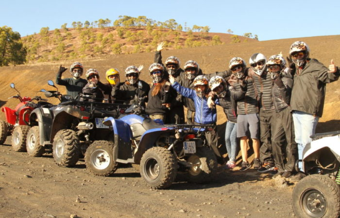 QUAD EXCURSIONS TENERIFE