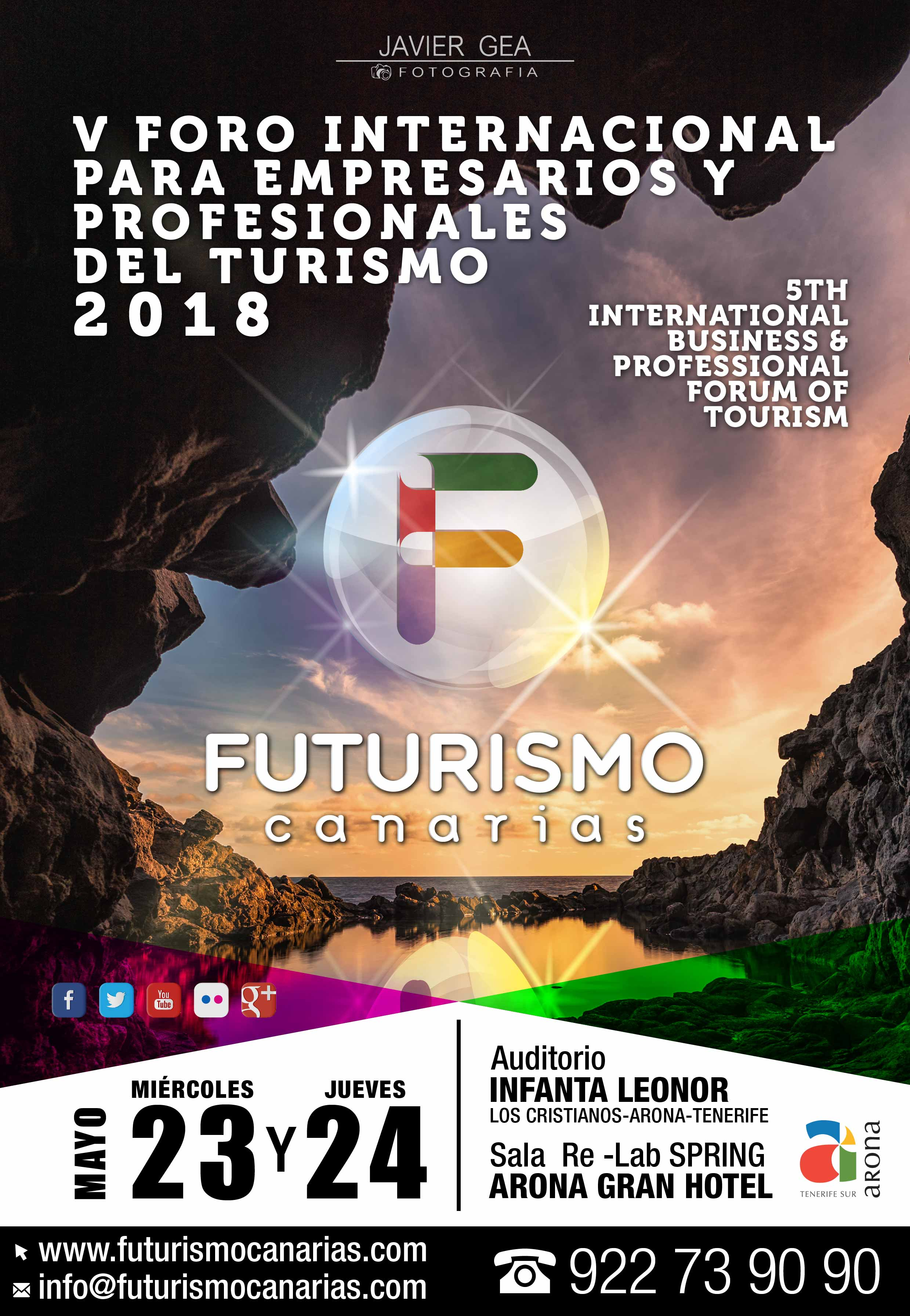 Futurismo Canarias 2018