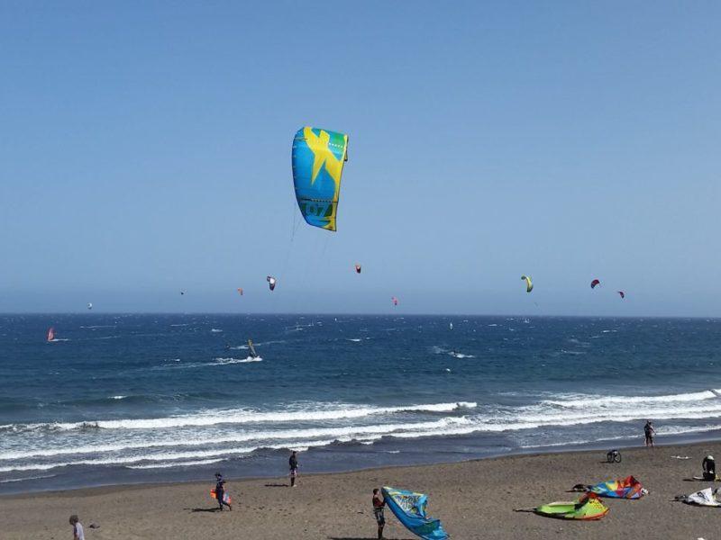 Playa de La Tejita Tenerife