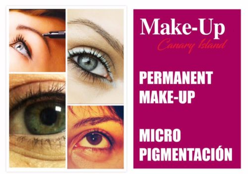 MAKE UP ART CANARY ISLAND