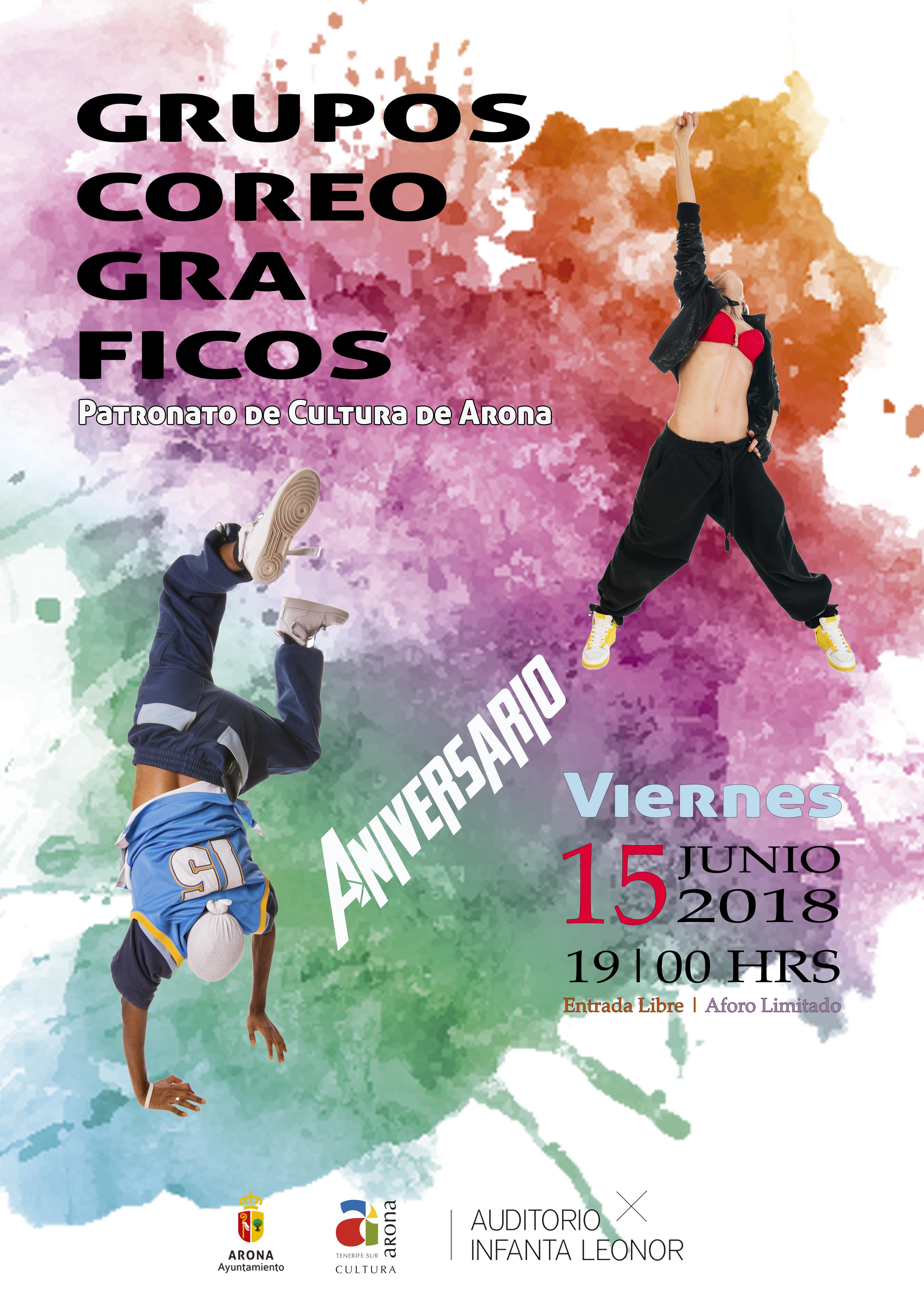 Anniversario dei gruppi coreografici del Board of Cul ...