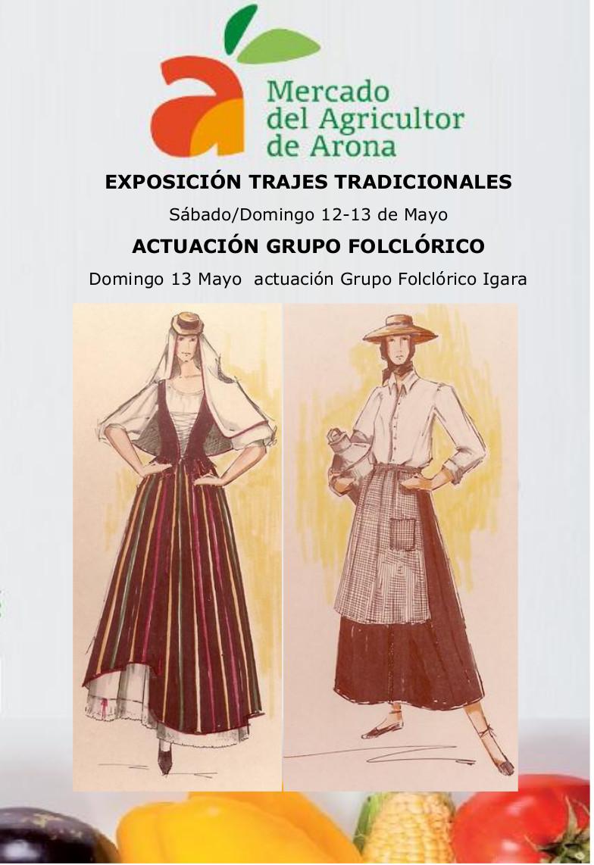 Esposizione di costumi tradizionali