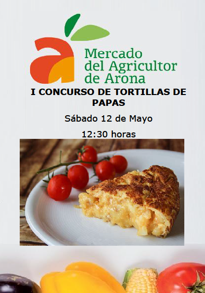 I Contest of Tortillas de Papas