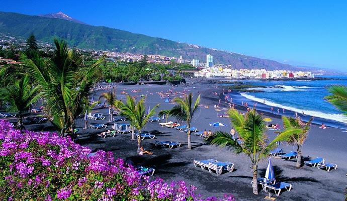 Playa Jardín e San Telmo ottengono la Bandiera Blu