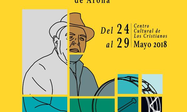 Cartel VII Jornadas de Etnografía y Folclore de Arona