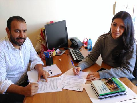 La Concejalía de Juventud y la Asociación Rayuela se unen para que más de 300 jóvenes de Arona consigan un empleo