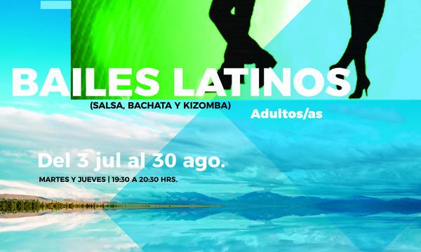 Corso di danza latina nelle Americhe (luglio - agosto 2018 ...