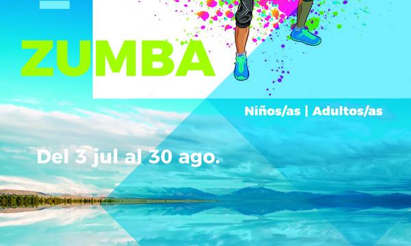 Zumba Workshop (luglio - agosto 2018)
