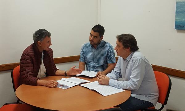 La Universidad de La Laguna elaborará un censo de las asociaciones del municipio.