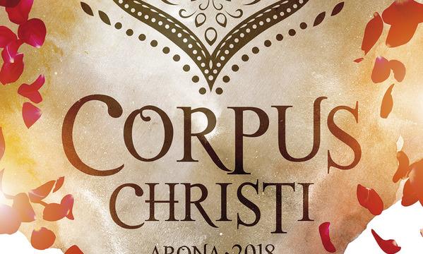 Los diferentes núcleos de Arona preparan sus alfombras para la celebración del Corpus Christi