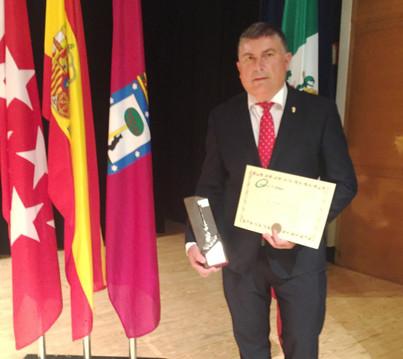 Arona ve recompensado su esfuerzo en materia de limpieza con la primera categoría del principal galardón internacional
