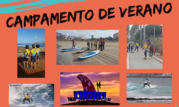 Summer Camp - Arona Tenerife Surf Academy
