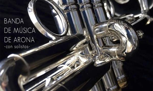 Concerto di fine stagione della banda musicale di Arona