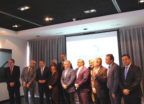 Arona y Adeje trabajan con los principales municipios turísticos españoles para lograr un estatus y una financiación específicos