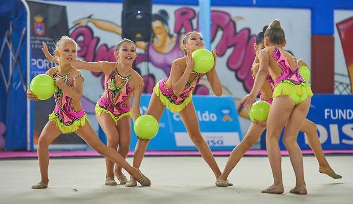 I giochi Cabildo definiscono i loro vincitori del futsal, ...