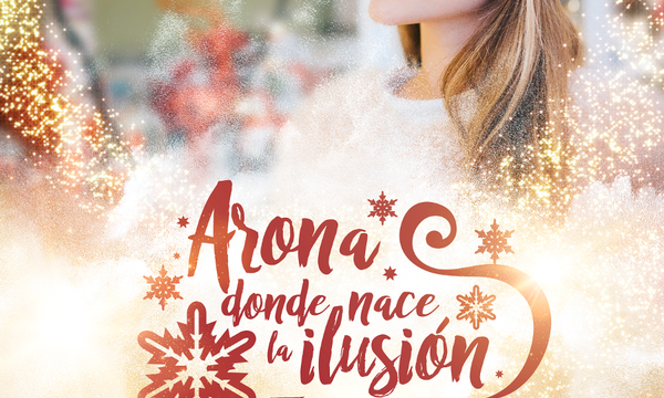 Cartel Navidad Arona 2017 - 2018