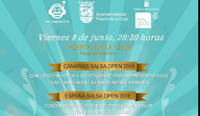 Puerto de la Cruz ospita le finali della Canarias Open Salsa ...