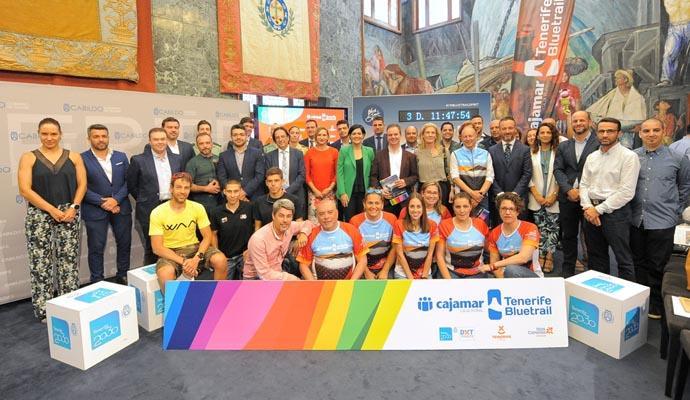 Tenerife Bluetrail 2018 riunirà 2.400 atleti da ...