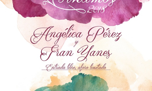 Ciclo de Conciertos íntimos: Angélica Pérez y Fran Yanes