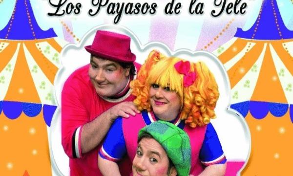 """LOS GABYTOS """"Homenajea a los clowns de la tele"""""""