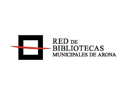 Logo de la Red de Bibliotecas Municipales de Arona.