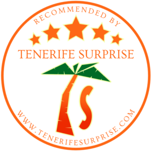 Recommended by Tenerife Surprise