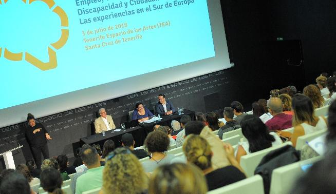 Especialistas internacionales abordan el empleo en las perso...