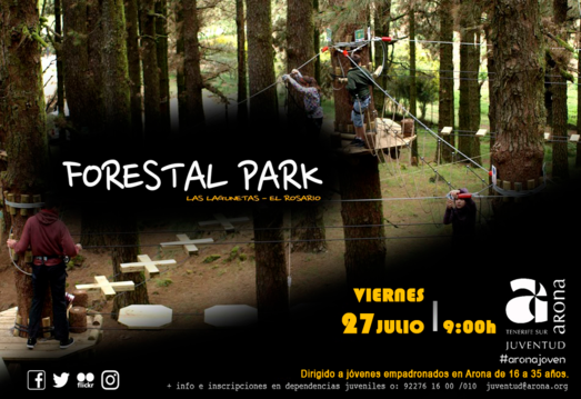 III Youth Encounter in Forestal Park