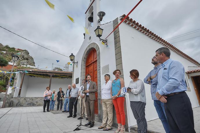 Il Cabildo conclude la riabilitazione del tetto del ...