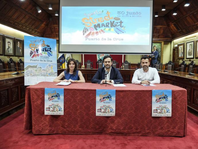 Puerto Street Market incentiva las compras en el Puerto de l...
