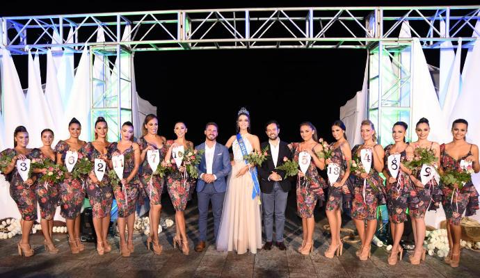 Puerto de la Cruz elige a la reina de las Grandes Fiestas de...