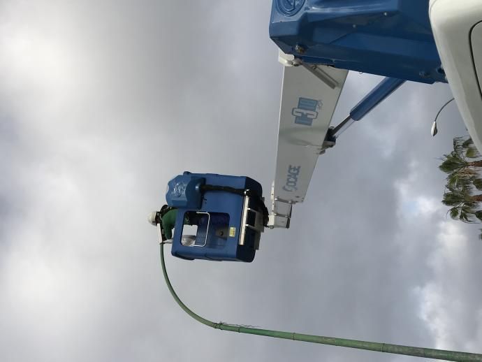 Puerto de la Cruz implanta más de 2.000 nuevas luminarias le...