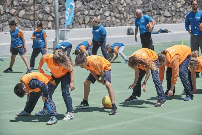 Il Cabildo promuoverà l'attività fisica tra 2.000 scolari ...