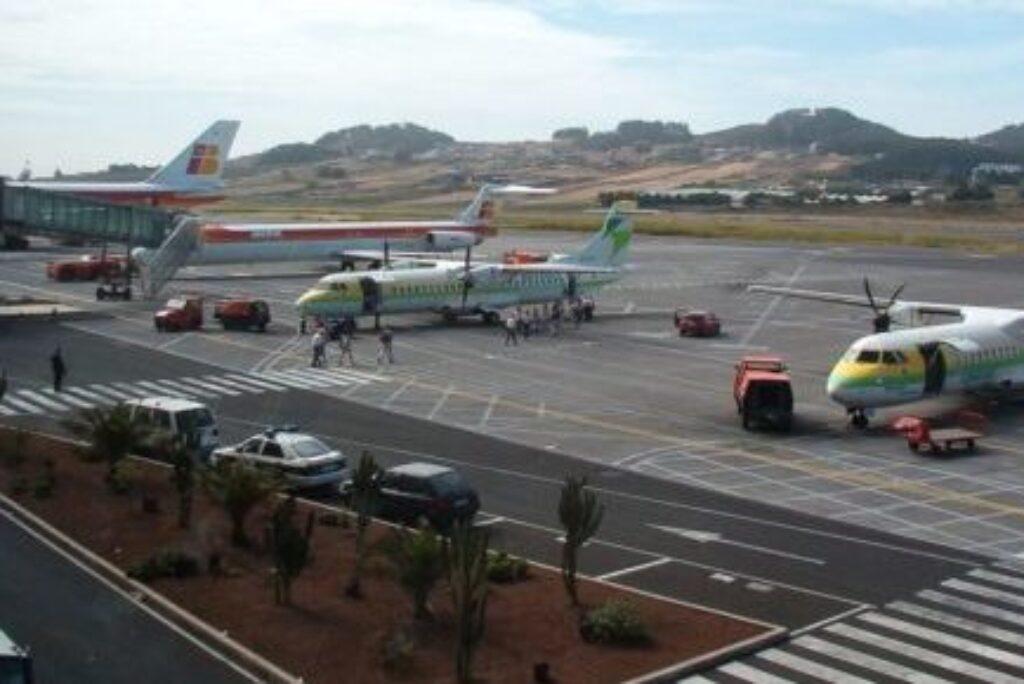 Gli aeroporti di Tenerife