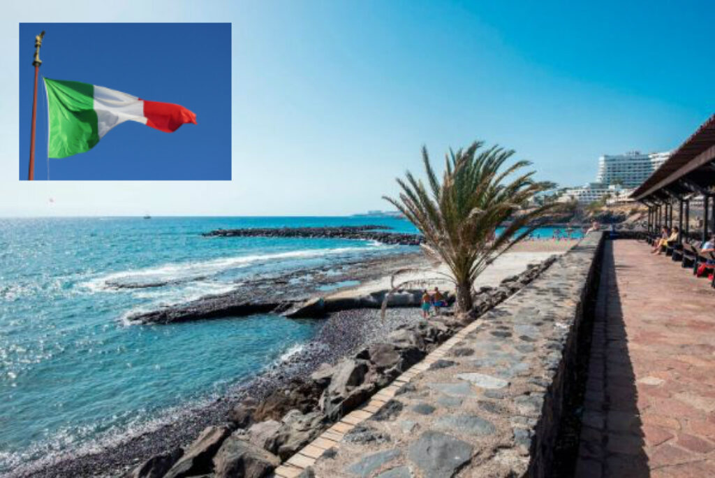 Italiani a Tenerife