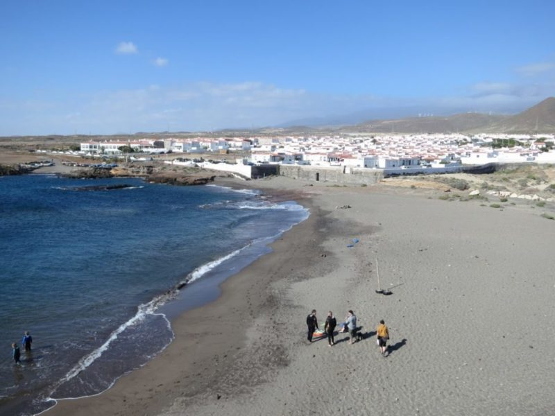 Playa de Los Abriguitos