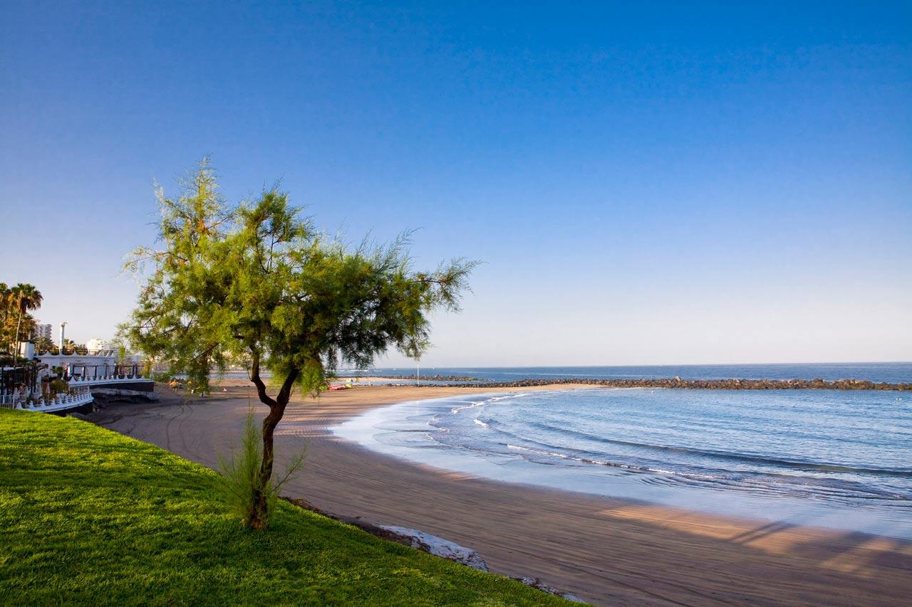 Playas de Troya