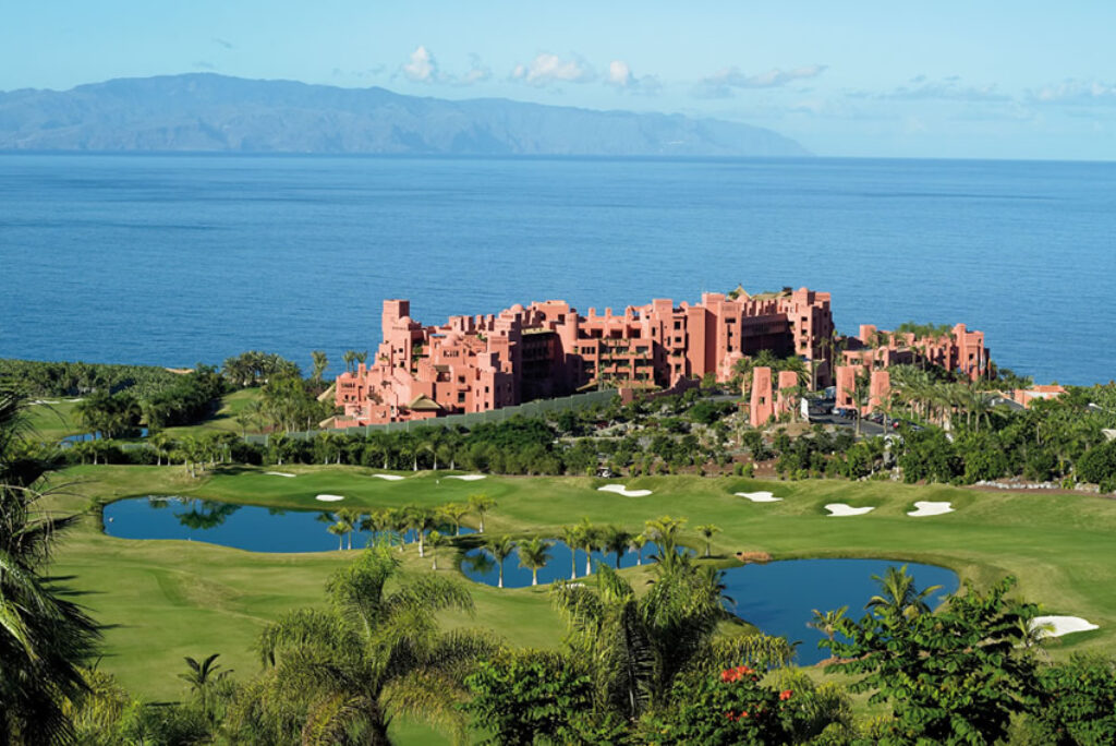 Abama Golf Tenerife