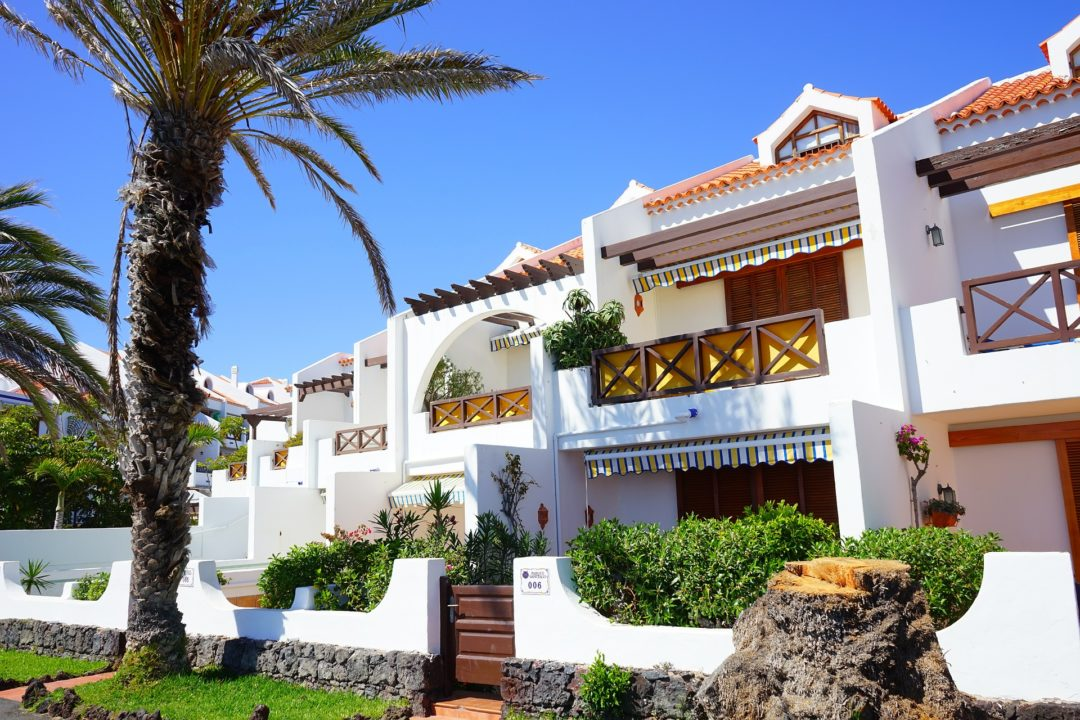 Dove alloggiare a Tenerife