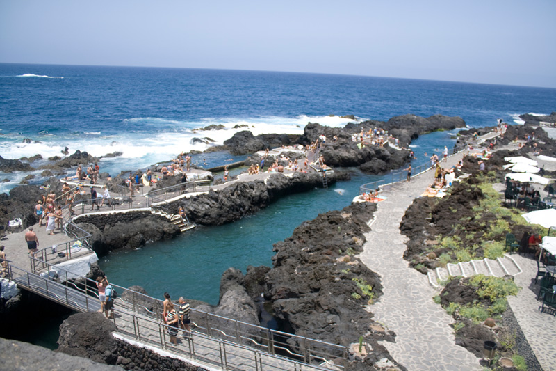 El Caleton piscina naturale