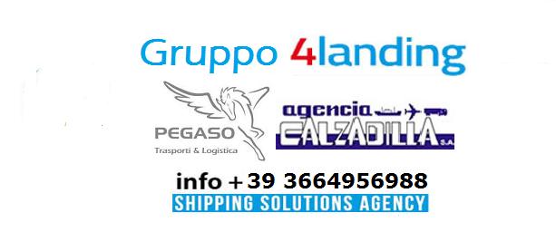 4Landing Groupage